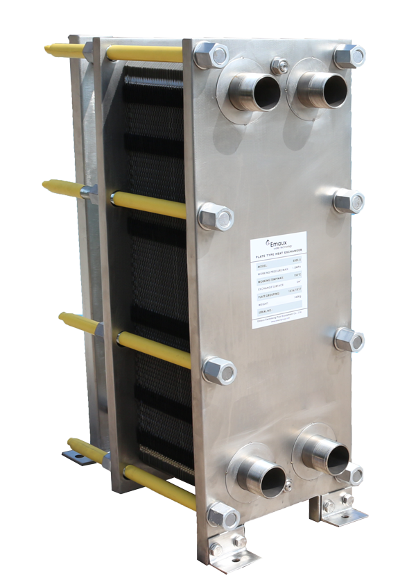 Plate Type Heat Exchanger Bora Tech Swimming Pools
