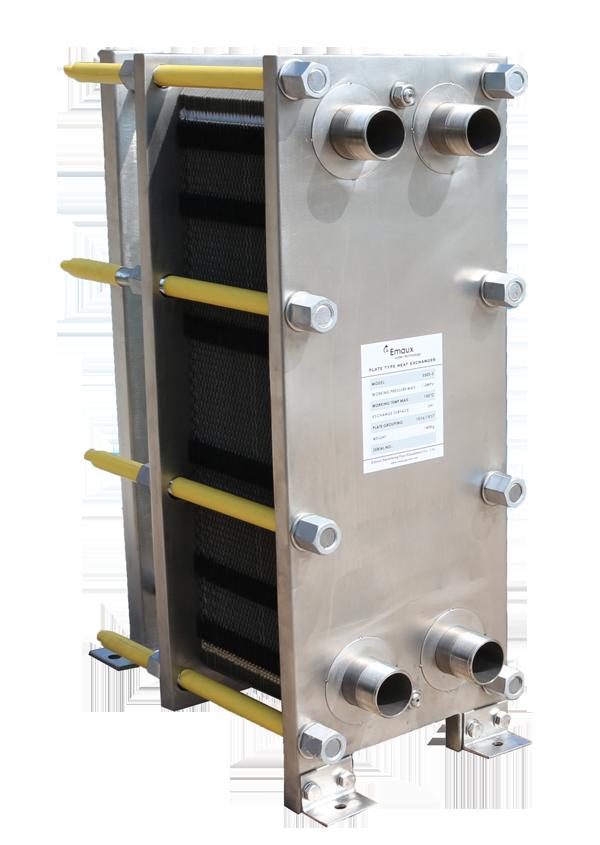 Plate Type Heat Exchanger - Bora-Tech Swimming Pools
